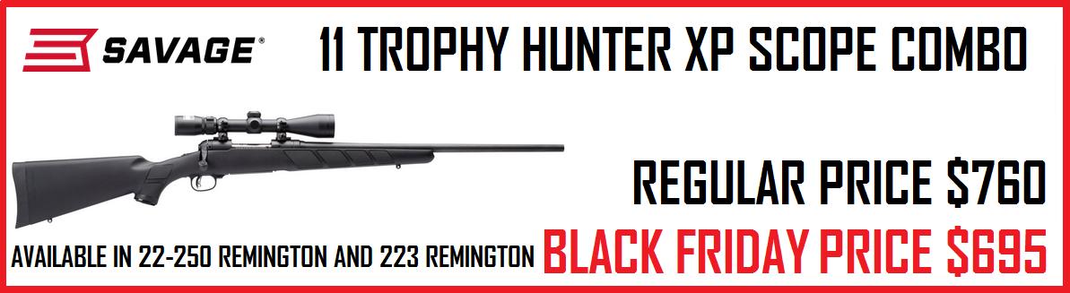 Savage 11 Trophy Hunter XP